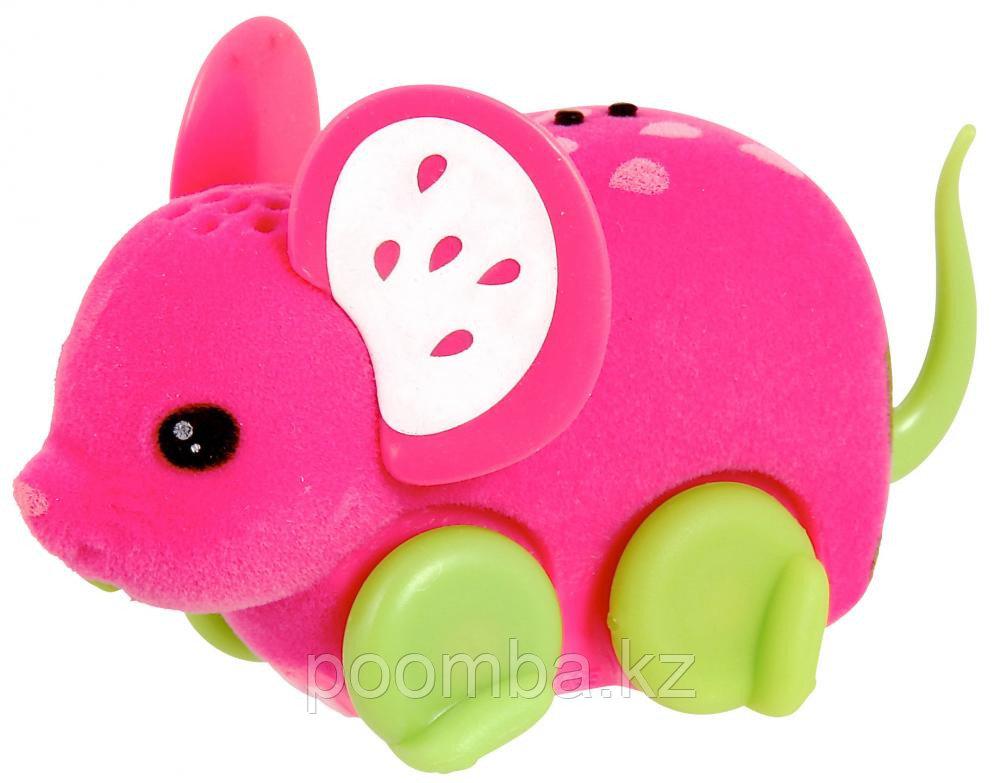 Интерактивная мышка Little Live Pets, розовая