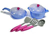 Набор посуды Кухонный сервиз Волшебная Хозяюшка (7предметов)