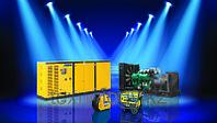 Дизельный генератор Дизельная электростанция AKSA APD-16A
