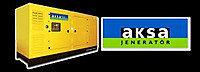Дизельный генератор Дизельная электростанция aksa AD 580 (420 кВт) , фото 1