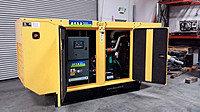 Дизельные генераторы AKSA APD 20 A