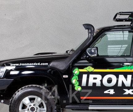Nissan Patrol Y61 шноркель- IRONMAN 4X4