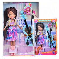 Кукла с аксессуарами, в коробке