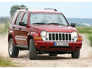 Усиленная подвеска Jeep Cherokee / Liberty '01-'12