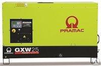 Дизельный генератор pramac gxw 25 w (в кожухе)