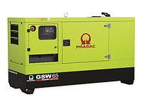 Дизельный генератор pramac gsw65d (авр)