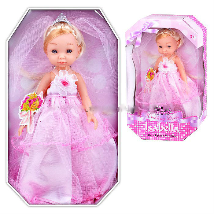 "Кукла 102-BR ""Isabella"" в коробке"