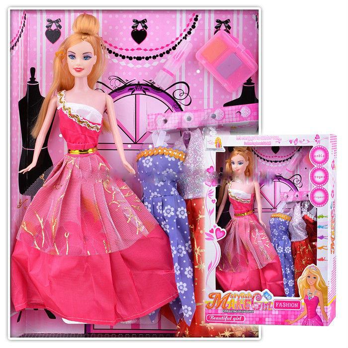 Кукла 5704-С с аксессуарами, в коробке