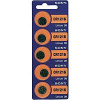 Батарейка Sony CR1216, 3V