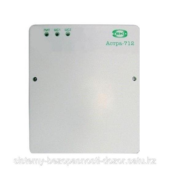 Прибор приемно-контрольный охранно-пожарный Астра-712/2
