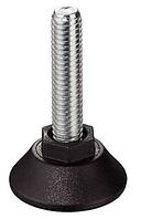 Винт регулировочный, сталь, М 10 х 50 мм, под шестигранник, фото 1