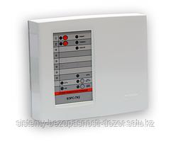 Прибор приемно-контрольный охранно-пожарный ВЭРС-ПК 2П версия 3.2