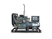 Дизельный генератор Электростанция открытого типа с АТС (100кВт)