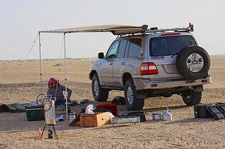 Усиленная подвеска Toyota Land Cruiser 100vx