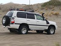 Усиленная подвеска Toyota Land...