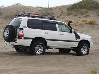 Усиленная подвеска Toyota Land Cruiser 80 / 105