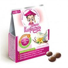 """Детское витаминизированное драже """"Доктор Конфеткин"""" с кальцием и витамином D3, 100гр"""