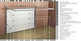 Гаражные ворота Zaiger 2700 х 2300, фото 4