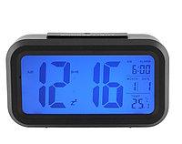 Часы электронные настольные календарь,температура,будильник