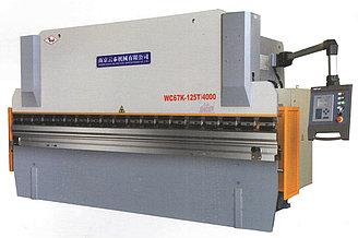 Листогиб гидравлический WC67Y-160T/4000 (Yuntai)