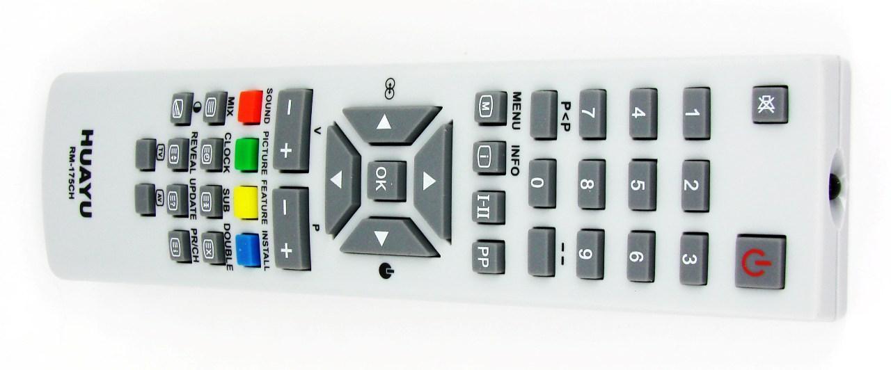 Пульт для телевизора VESTEL (HUAYU) RM-175CH универсальный