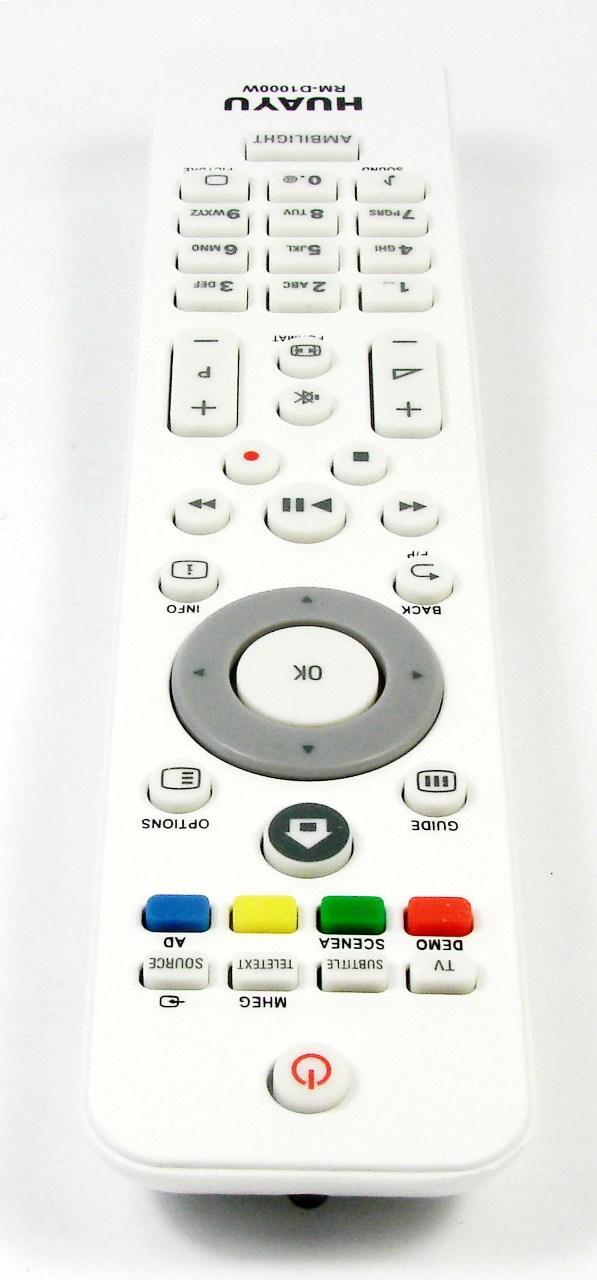 Пульт для телевизора + DVD PHILIPS (HUAYU) RM-D1000W (LCD+DVD) универсальный