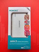 Портативный аккумулятор ROMOSS - 6000mAh
