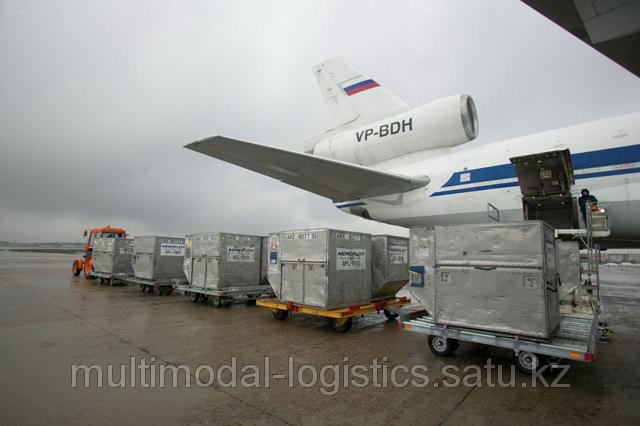 Доставка товаров из Испании в Астану