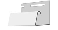 Фасадный J-профиль 30мм L=3050 mm