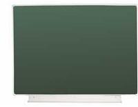 Школьная доска настенная одноэлементная для письма мелом 1012х850мм