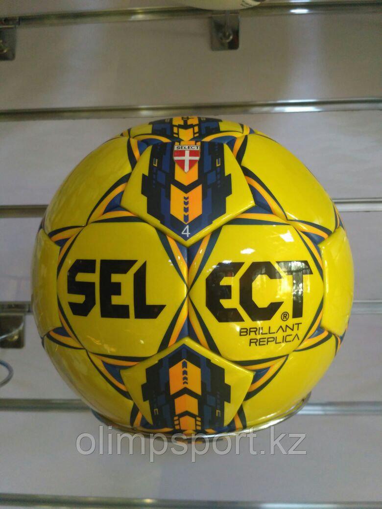 Мяч футзальный (мини футбол) Select Briliant Replica №4