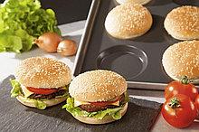 Противни для гамбургеров