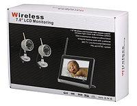 Видео-няня Wireless 7.0 LCD Monitoring