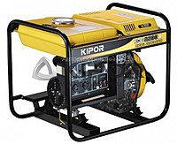 Генератор дизельный KIPOR KDE 3500 E (2,4 кВт)