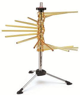 Marcato Design Tacapasta Oro сушилка для лапши, пасты, макарон и длинных макаронных изделий, желтая
