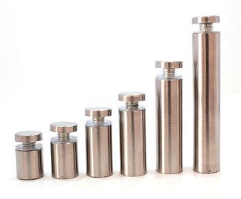 Дистанционные держатели диаметром 19 мм МАТОВЫЕ