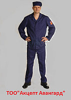 Костюм рабочий защитный КЗ ( кислотозащитный)