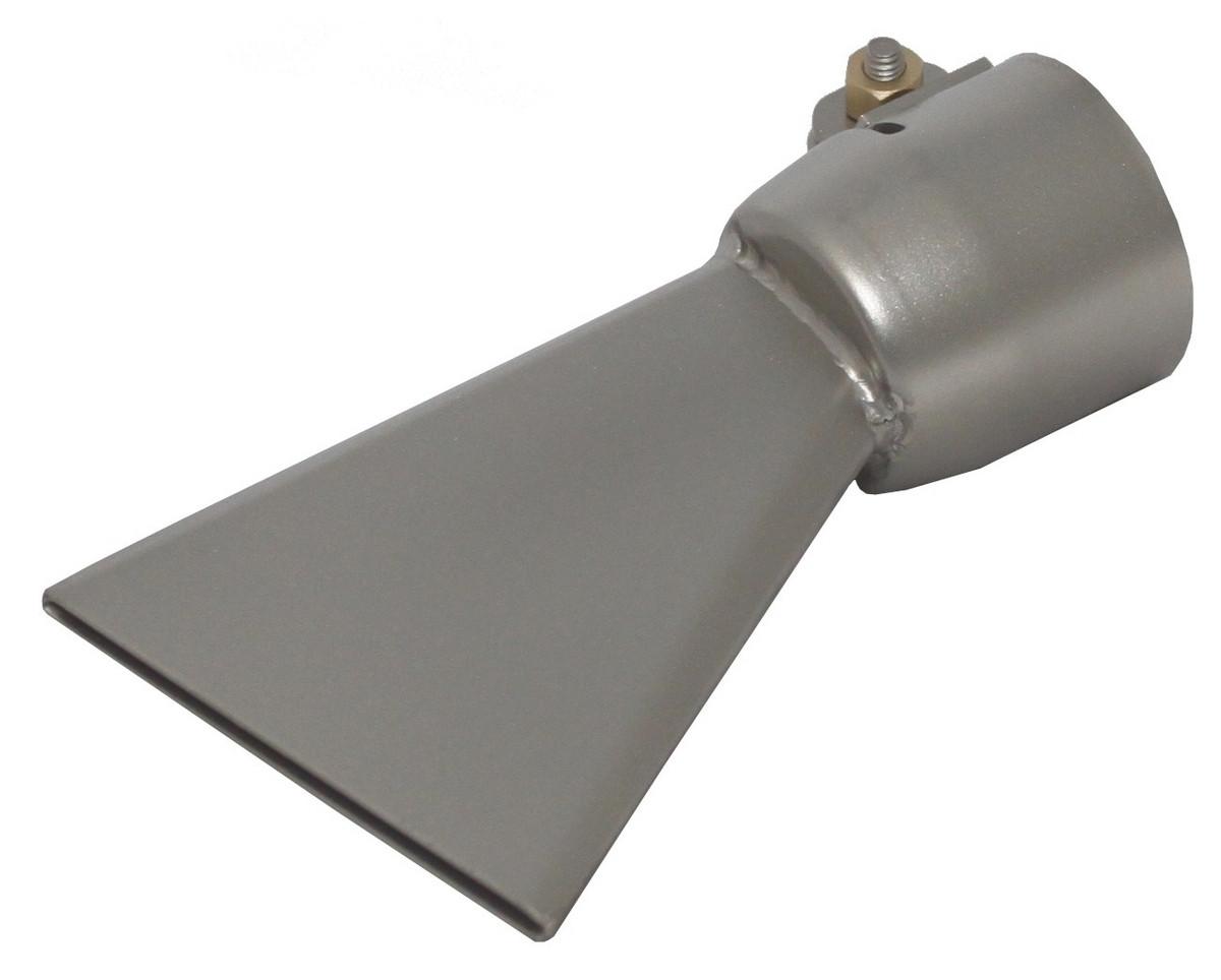 Насадка щелевая для сварки внахлёст битумных покрытий HERZ 60 мм для RION