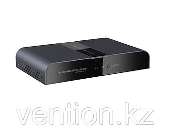 LenKeng LKV380 RX (удлинитель HDMI c ИК портом и дополнительным выходом HDMI, 300м, по силовому кабелю, активн