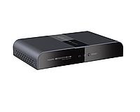 LenKeng LKV380 RPO (удлинитель HDMI c ИК портом и дополнительным выходом HDMI, 300м, по силовому кабелю, актив