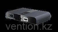 LenKeng LKV380 RPO (удлинитель HDMI c ИК портом и дополнительным выходом HDMI, 300м, по силовому кабелю, актив, фото 2