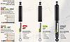 Toyota Hilux 2015- амортизаторы передние усиленные - IRONMAN 4X4 Foam Cell Pro, фото 5