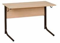 Стол ученический двухместный нерегулируемый (р. гр. 3, 4, 5, 6)