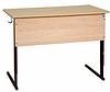 Стол ученический двухместный. Регулируемый по высоте (р.гр. №5-7)