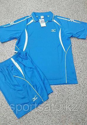 Волейбольная форма Mizuno синий