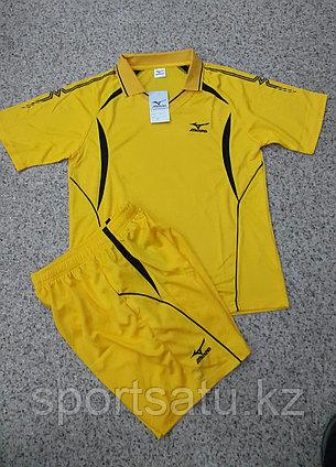 Волейбольная форма Mizuno желтый