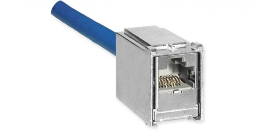 Модуль RJ45 5е для кабеля S/FTP