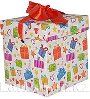 Подарочная упаковка 22*21 см (большая) YXL 5008L-1