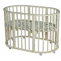 Кровать Круглая-овальная Николь Мой Малыш