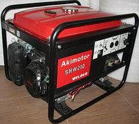 Сварочный генератор AKIMOTOR SHW210S